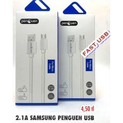 2.1A SAMSUNG PENGUEN USB