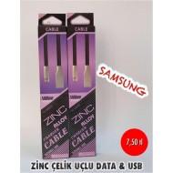 ZİNC ÇELİK UÇLU DATA&USB