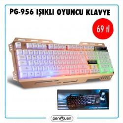 PG-956 IŞIKLI OYUNCU KLAVYE