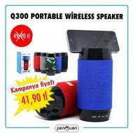Q300 PORTABLE WİRELESS SPEAKER