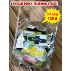 FANUSLU TOCH TELEFON STANDI