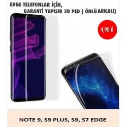 EDGE TELEFONLAR İÇİN GARANTİ YAPIŞIR 3D PED