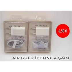 AİR GOLD IPHONE 4 ŞARJ