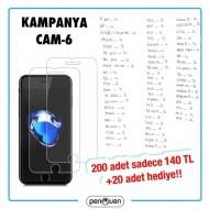 KAMPANYA CAM-6 200 ADET SADECE 140 TL!!