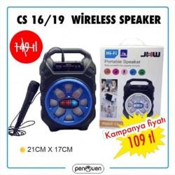 CS-16 CS-19 WİRELESS SPEAKER
