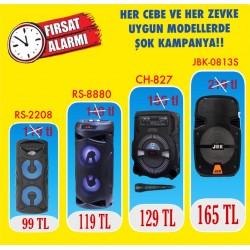 SPEAKER'LARDA FIRSAT ALARMI!!
