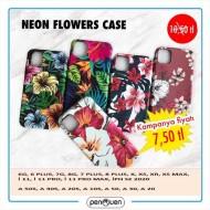 NEON FLOWERS CASE