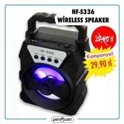 HF-S336 WİRELESS SPEAKER