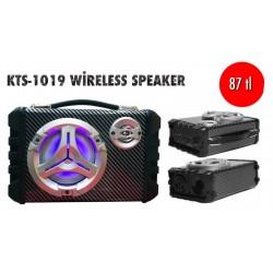 KTS-1019 WİRELESS SPEAKER