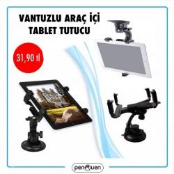 VANTUZLU ARAÇ İÇİ TELEFON TUTUCU