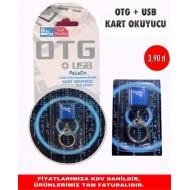 OTG+USB KART OKUYUCU