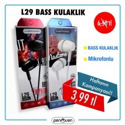 L29 BASS KULAKLIK