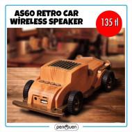 AS60 RETRO CAR WİRELESS SPEAKER