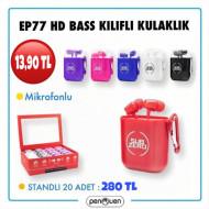 EP77 HD BASS KILIFLI KULAKLIK