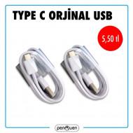 TYPE C ORJİNAL USB