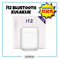 i12 BLUETOOTH KULAKLIK