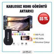 M9 PLUS KABLOSUZ HDMI GÖRÜNTÜ AKTARICI