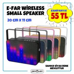 E-FAR WİRELESS SMALL SPEAKER