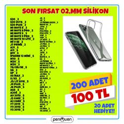 SON FIRSAT 02MM SİLİKON