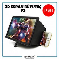 3D EKRAN BÜYÜTEÇ F2