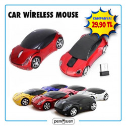 CAR WİRELESS MOUSE