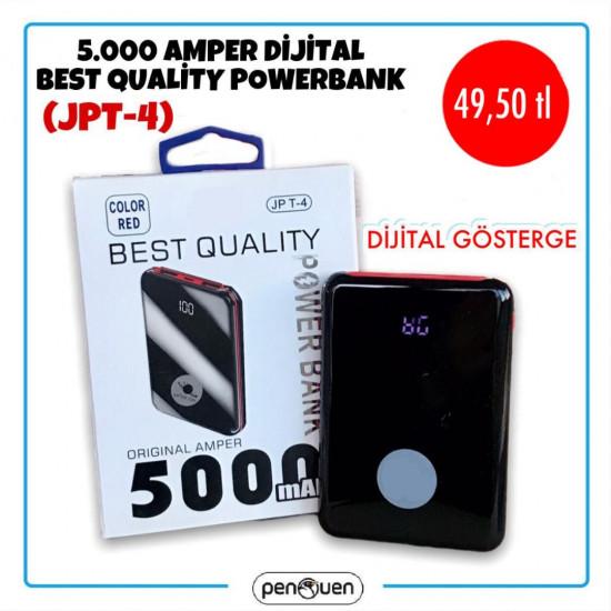 JPT-4 DİJİTAL 5000 AMPER BEST QUALİTY POWERBANK