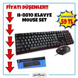 H-8810 KLAVYE MOUSE SET
