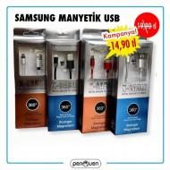 SAMSUNG MANYETİK USB