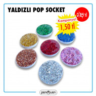 YALDIZLI POP SOCKET