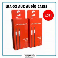 LKA-03 AUX AUDİO CABLE
