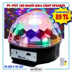 PL-1431 LED MAGİC BALL RİGHT SPEAKER