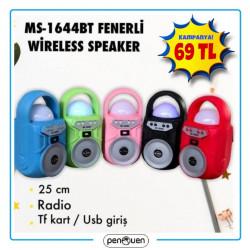 MS-1644BT WİRELESS SPEAKER