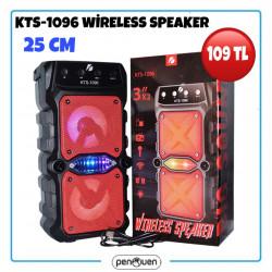 KTS-1096 WİRELESS SPEAKER