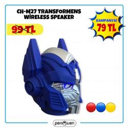 CH-M27 TRANSFORMENS WİRELESS SPEAKER