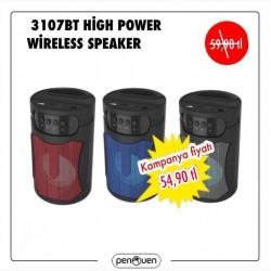3107BT HİGHT POWER WİRELESS SPEAKER
