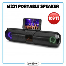 M221 PORTABLE SPEAKER