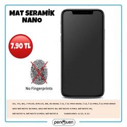MAT SERAMİK NANO