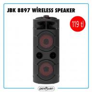 JBK 8897 WİRELESS SPEAKER