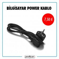 BİLGİSAYAR POWER KABLO