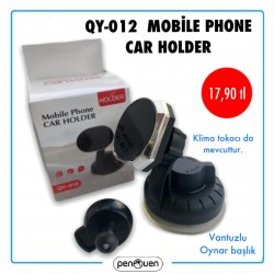 QY-012 MOBİLE PHONE CAR HOLDER
