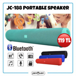 JC-188 PORTABLE SPEAKER