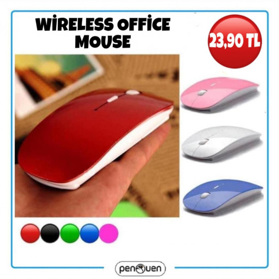 WİRELESS OFFİCE MOUSE