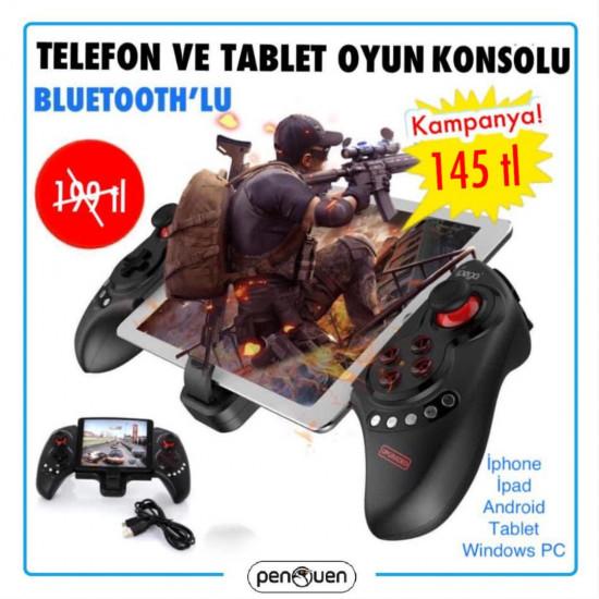 TELEFON VE TABLET OYUN KONSOLU