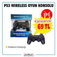 PS3 WİRELESS OYUN KONSOLU