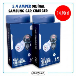 5.4 AMPER ORJİNAL SAMSUNG CAR CHARGER