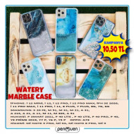 WATERY MARBLE CASE