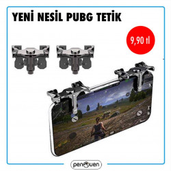 YENİ NESİL PUBG TETİK