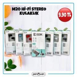 M-20 HIFI STEREO KULAKLIK