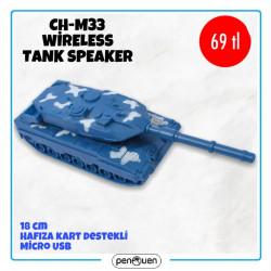 CH-M33 WİRELESS TANK SPEAKER