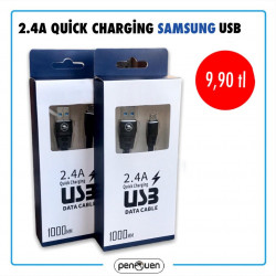 2.4A QUİCK CHARGİNG SAMSUNG USB